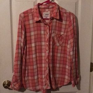Sonoma Flannel shirt